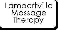 Lambertville Massage